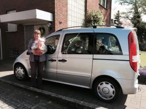Unser neues Auto